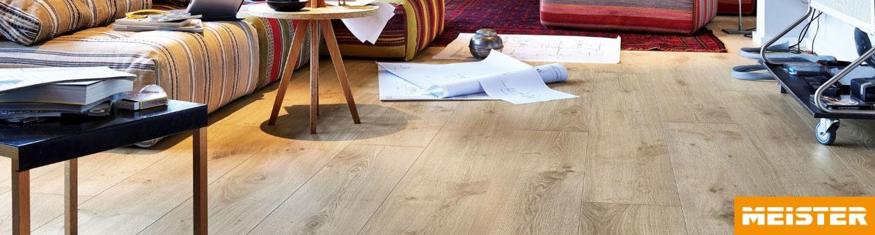 Meister laminaat vloeren
