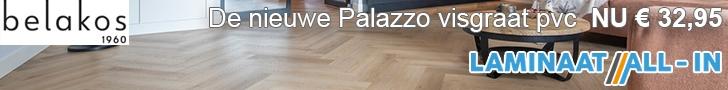 Belakos Palazzo visgraat pvc vloeren