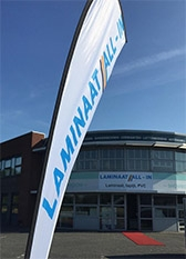 Showroom Laminaat All-In Hasselt bij Zwolle