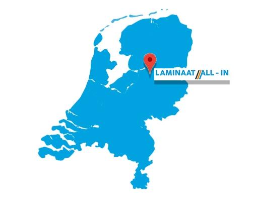 Wij leggen door heel Nederland